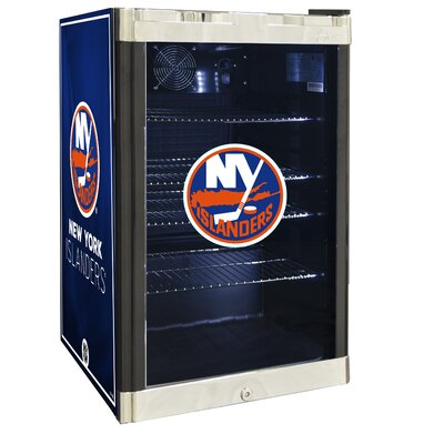 NHL 4.6 cu. ft. Beverage Center NHL Team: New York Islanders