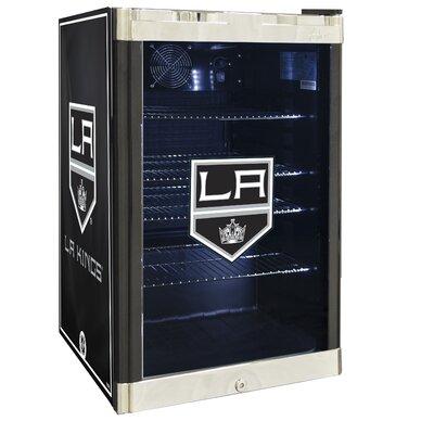 NHL 4.6 cu. ft. Beverage Center NHL Team: LA Kings