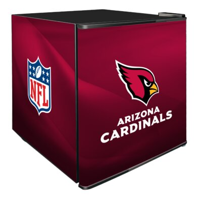 NFL 1.8 cu. ft. Compact Refrigerator NFL Team: Atlanta Falcons