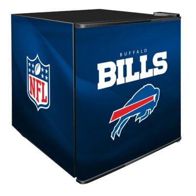 NFL 1.8 cu. ft. Compact Refrigerator NFL Team: Buffalo Bills