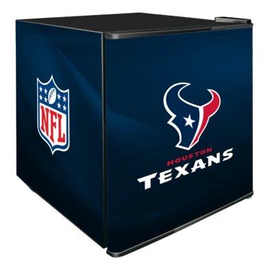 NFL 1.8 cu. ft. Compact Refrigerator NFL Team: Houston Texans