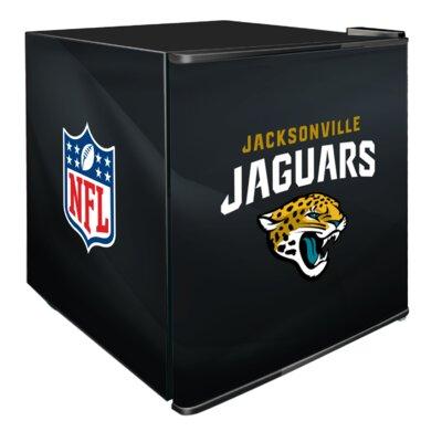 NFL 1.8 cu. ft. Compact Refrigerator NFL Team: Jacksonville Jaguars