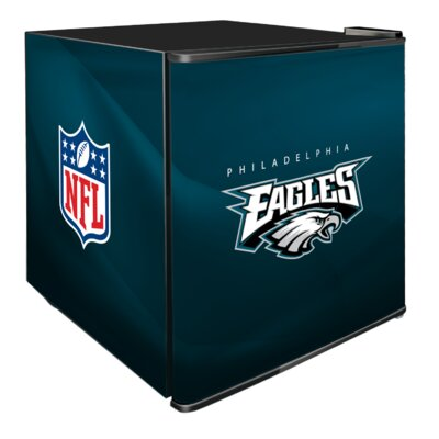 NFL 1.8 cu. ft. Compact Refrigerator NFL Team: Philadelphia Eagles
