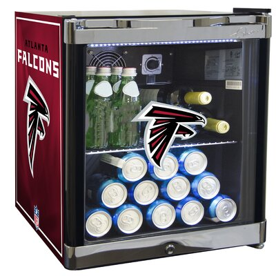 NFL 1.8 cu. ft. Beverage Center NFL Team: Atlanta Falcons