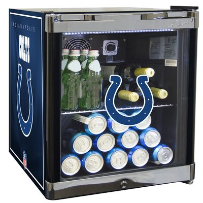 NFL 1.8 cu. ft. Beverage Center NFL Team: Indianapolis Colts