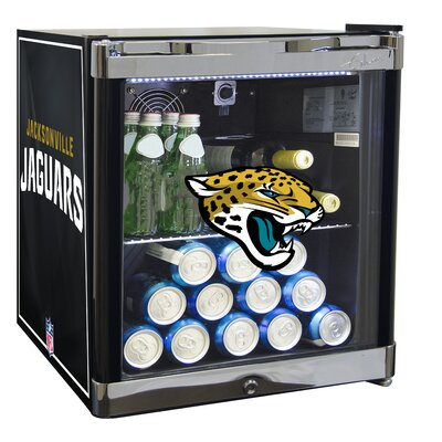 NFL 1.8 cu. ft. Beverage Center NFL Team: Jacksonville Jaguars