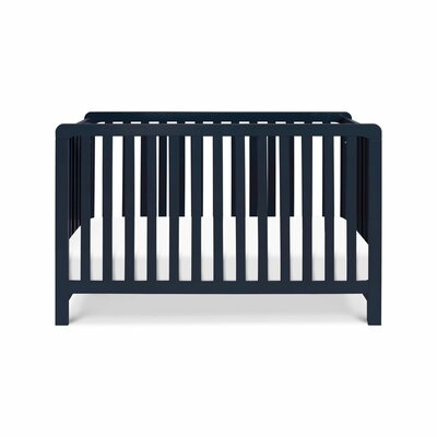 Colby 4-in-1 Convertible Crib Color: Navy Blue
