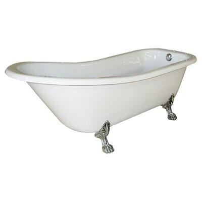"""Picadilly 69.25"""" x 28.75"""" Bathtub"""
