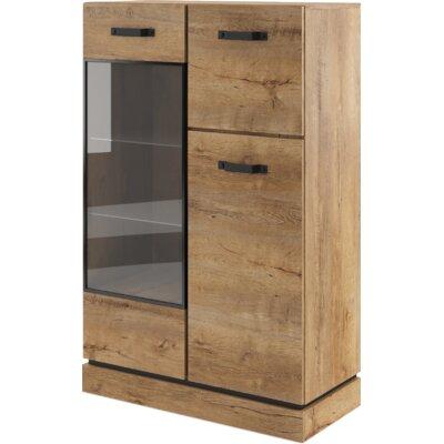 Garay 3 Door Accent Cabinet