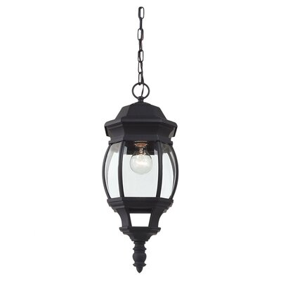 Sea Gull Lighting Winfield 1 Light Outdoor Hanging Lantern