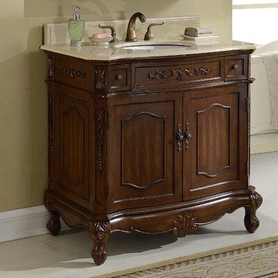 """Willisville 36"""" Single Bathroom Vanity Set"""