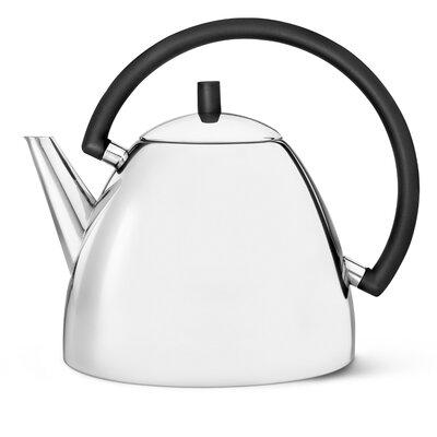 Bredemeijer 1,2 L Teekanne Duet Design aus Edelstahl