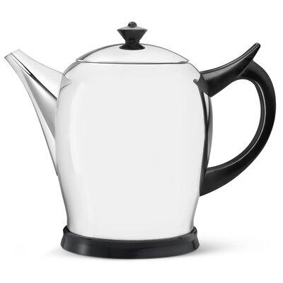Bredemeijer Teekanne Duet Design aus Edelstahl