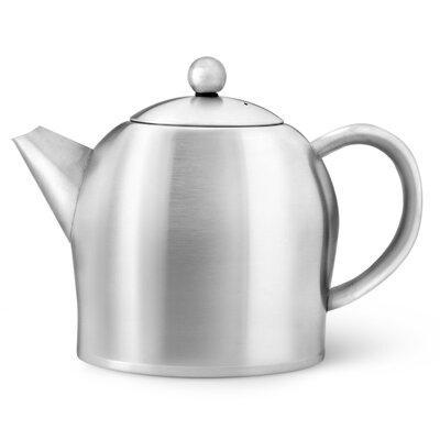 Bredemeijer 0,5 L Teekanne Minuet aus Edelstahl