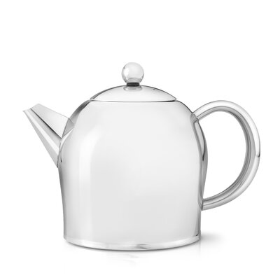 Bredemeijer Teekanne Santhee aus Edelstahl