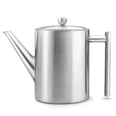 Bredemeijer 1,2 L Teekanne Minuet aus Edelstahl