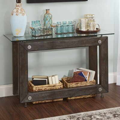Felson Industrial Console Table