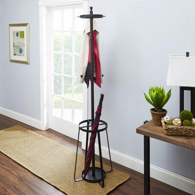 Georgiev Standing Coat Rack