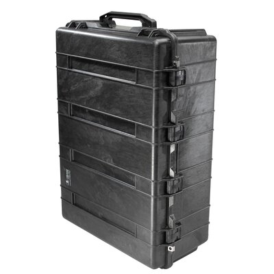 """Pelican Products Transport Case with Foam: 27.13"""" x 37.5"""" x 14.37"""""""