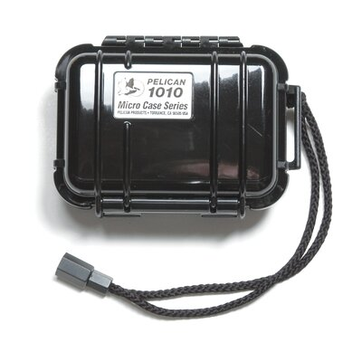 """Pelican Products Micro Case: 4"""" x 5.38"""" x 2.13"""""""
