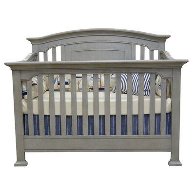 Medford 4-in-1 Convertible Crib Color: Vintage Grey