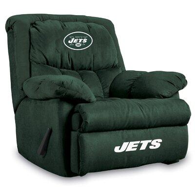 NFL Manual Recliner NFL Team: New York Jets