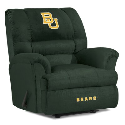 Big Daddy Recliner NCAA Team: Baylor University