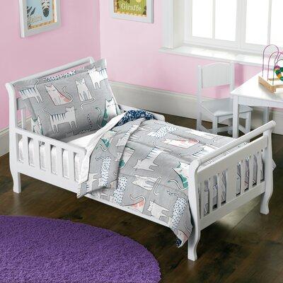 Lynne 2 Piece Toddler Bedding Set