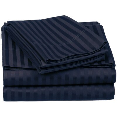 Superior 650 Thread Count 100% Egyptian-Quality Cotton Sheet Set Size: Twin XL