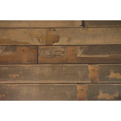 "Naples 4"" x 48"" x 12mm Oak Laminate Flooring in Brown"
