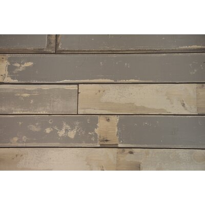 "Naples 4"" x 48"" x 12mm Oak Laminate Flooring in Pebble"