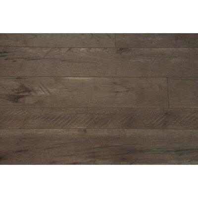 "Cofete Beach 3.5"" x 48"" x 12mm Oak Laminate Flooring in Almond"