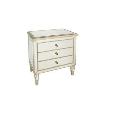 Brookvale 3 Drawer Accent Chest
