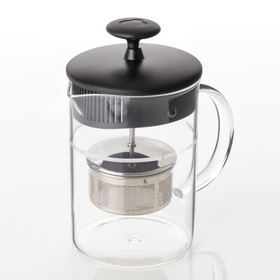 Leonardo Teekanne Tè per te aus Glas