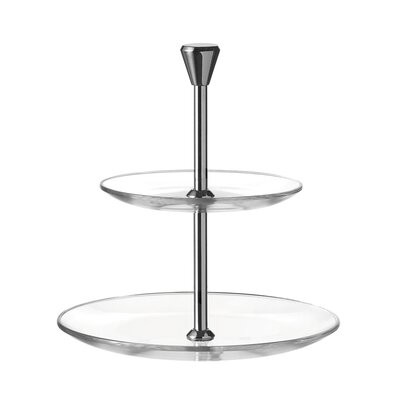 "Leonardo 2-tlg. Etagere Set ""Dinner"""