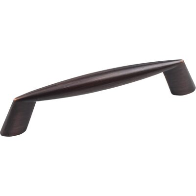 """Zachary 3 4/5"""" Center Bar Pull Finish: Brushed Oil Rubbed Bronze"""