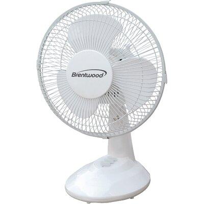 "9"" Oscillating Table Fan"