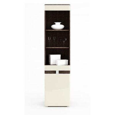 Andrzejewski 1 Door Display Accent Cabinet