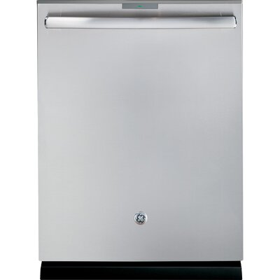 "24"" 42 dBA Built-in Dishwasher with Hidden Controls Finish: Stainless Steel"