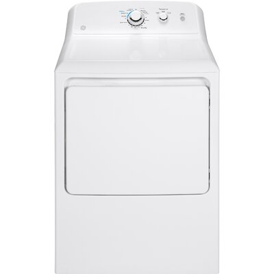 7.2 cu. ft. Electric Dryer with Aluminized Alloy Drum