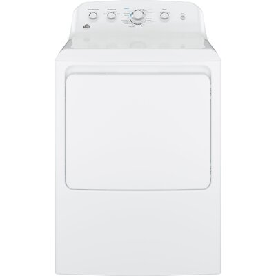 6.2 cu. ft. Gas Dryer with Aluminized Alloy Drum