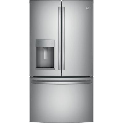 25.8 cu. ft. Energy Star French Door Refrigerator