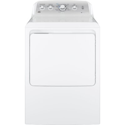 7.2 cu. ft. Gas Dryer with Aluminized Alloy Drum and HE Sensor Dry
