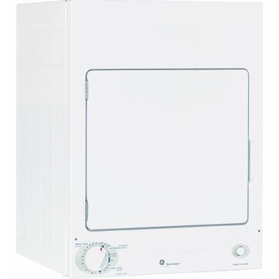 Spacemaker 3.6 cu. ft. Electric Dryer