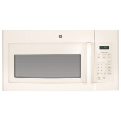 """30"""" 1.6 cu. ft. Over-the-Range Microwave Finish: Bisque/Bisque"""