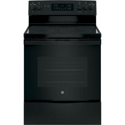 "30"" Free-Standing Electric Range Finish/Color: Black"