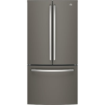 24.8 cu. ft. Energy Star French Door Refrigerator Finish: Slate