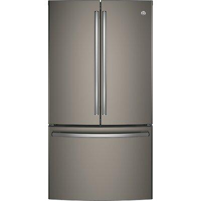28.5 cu. ft. Energy Star French Door Refrigerator Finish: Slate