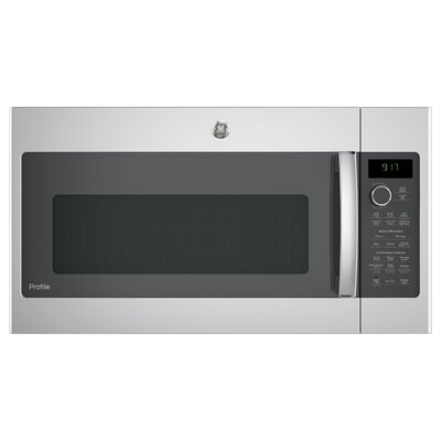 """30"""" 1.7 cu. ft. Over-the-Range Microwave Finish: Stainless Steel"""