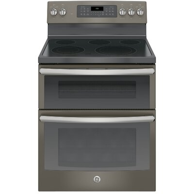"30"" Free-Standing Electric Range Finish: Slate"